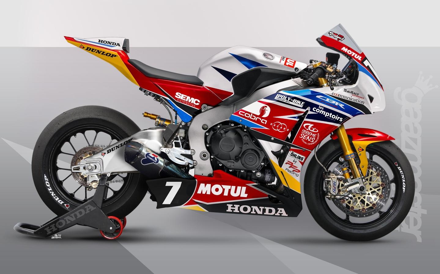 GaazMaster MotorSport Honda Racing SuperBike - 1439x897 - jpeg